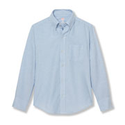 Unisex Oxford Long-sleeve Shirt