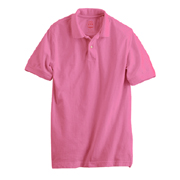 Unisex 100% Cotton Short-sleeve Polo