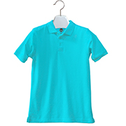 Unisex Cotton/poly Pique Short-sleeve Polo