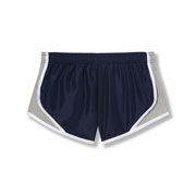 Girls' Poly Pull-on PE shorts
