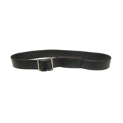 Unisex Leather Velcro Belt